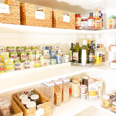 "How To Take Your Pantry Organizing From ""Meh"" To ""Wow!"""